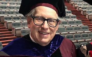 photo of Professor Schlegel